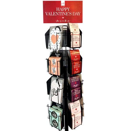 Delicious Love - 30-vaks combi molen Valentijn