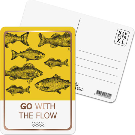 Go with the flow - Hipster XL