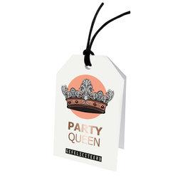 Party Queen - Gefeliciteerd