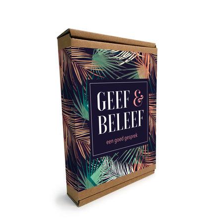 Geef & Beleef - Een goed gesprek - Aloha