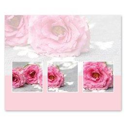 Romance Roze roos