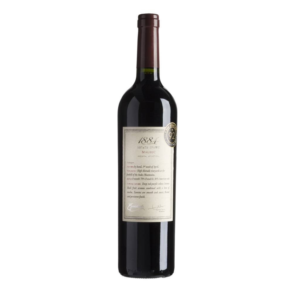 Bodegas Escorihuela 1884 Estate Grown Malbec 2017