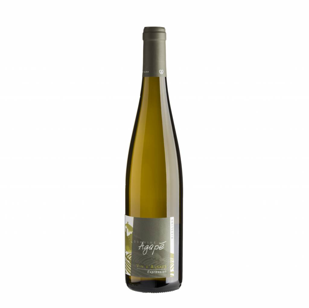 Domaine Agapë Riesling Expression 2015