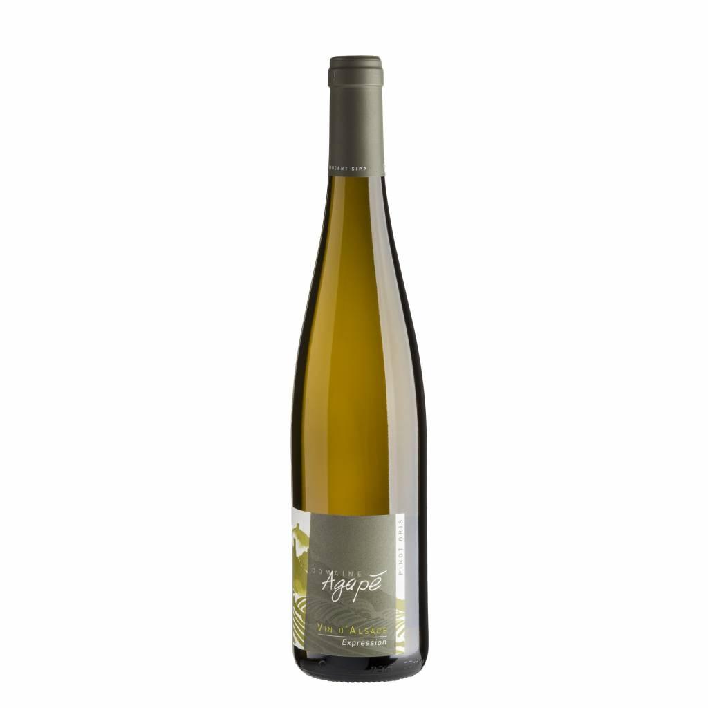 Domaine Agapé Pinot Gris 2015