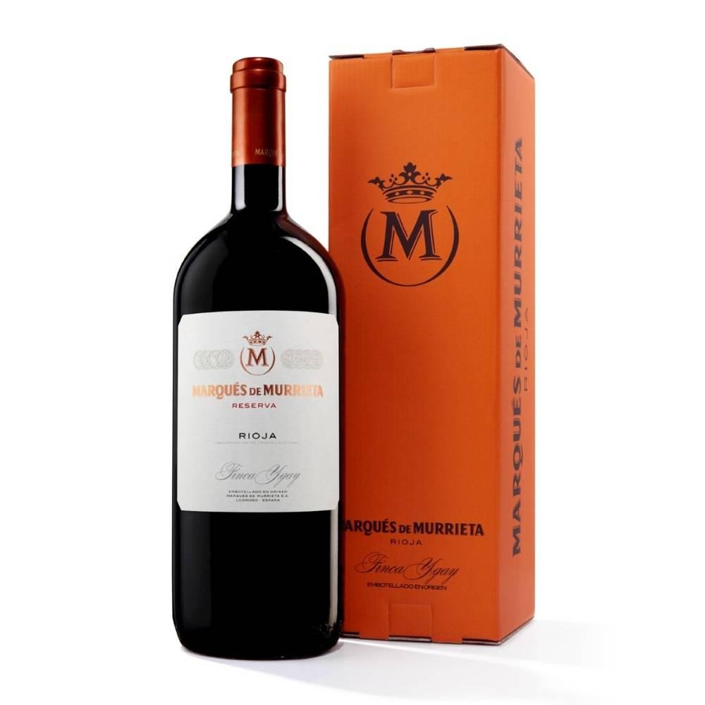 Marqués de Murrieta Tinto Reserva 2014 - 1,5 liter in cadeauverpakking