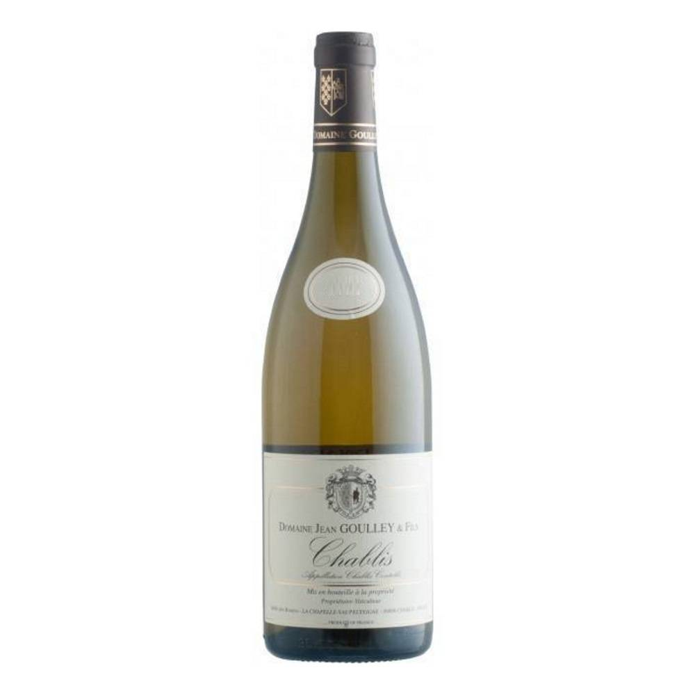 Domaine Jean Goulley Chablis 2016