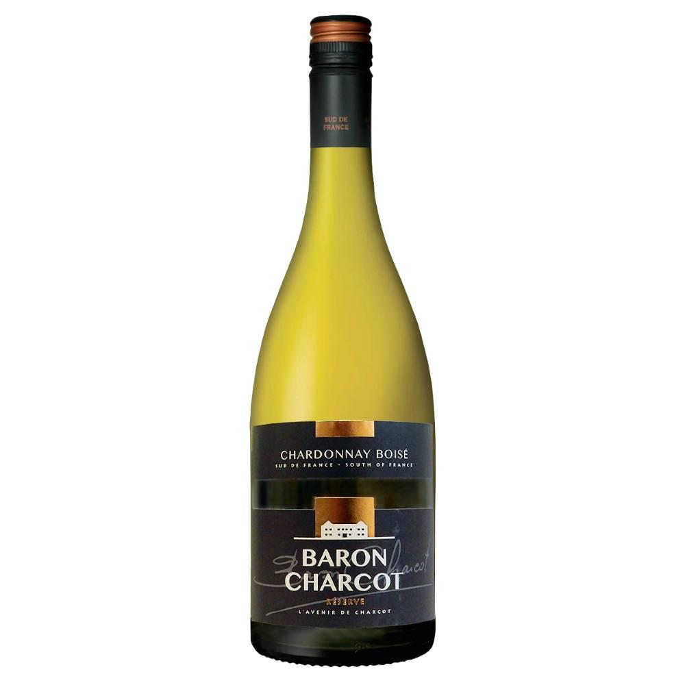 Baron Charcot Réserve Chardonnay 2016
