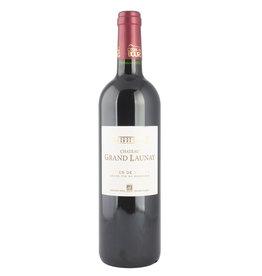 Château Grand Launay Côtes de Bourg Rouge 2017