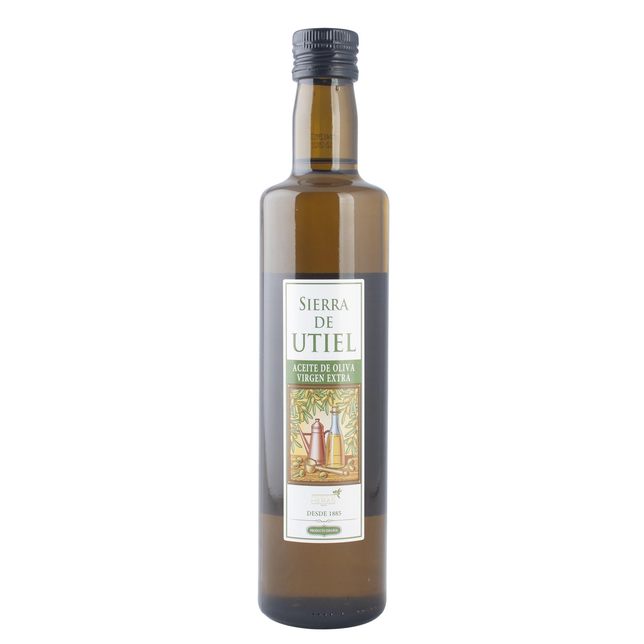 Sierra de Utiel Extra Virgin Oliveoil 0,5 L