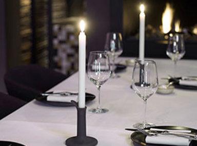 Diner kaarsen