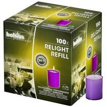 Refills ReLight Paars (100 stuks)