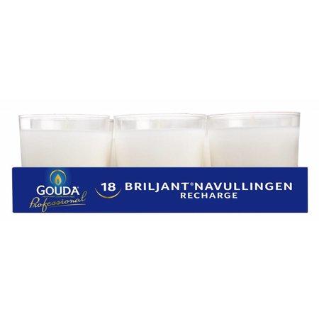 Gouda Professional Briljant Nachfüller, 72 Stück