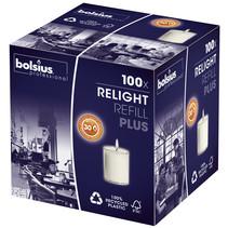 Refill Relight Transparant 30 uur (100 stuks)