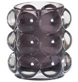 Bolsius Professional Relight Refill Halter Bubble Anthrazit