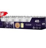 Bolsius Professional Clear Cup Plus, 200 stuks