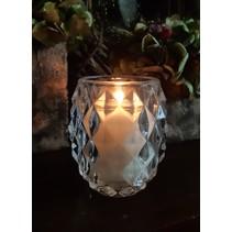 Relight Refill Halter Diamond Transparent