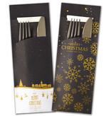 Hodi Weihnacht Bestecktaschen Large (Stars), 325 Stück