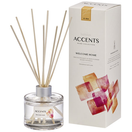 Bolsius ACCENTS Raumduft Diffuser `Welcome Home' 100ml