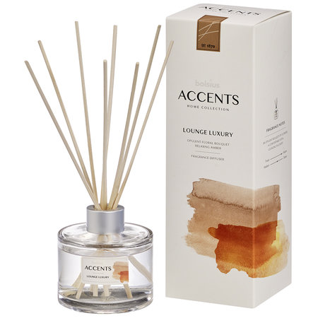 Bolsius ACCENTS Raumduft Diffuser 'Lounge Luxury' 100ml