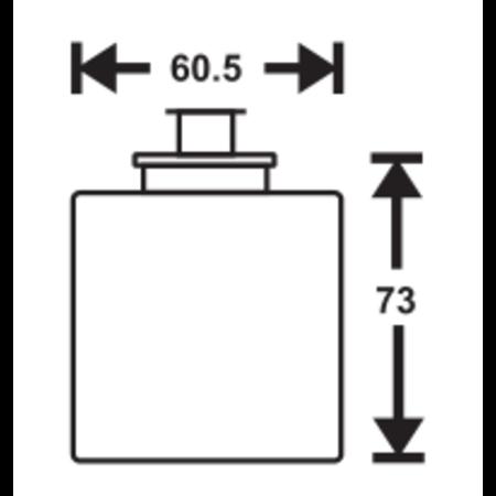 Vloeibare paraffine 50 uur, 36 stuks