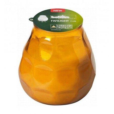 Bolsius Professional Bolsius Twilight Amber, 12 stuks