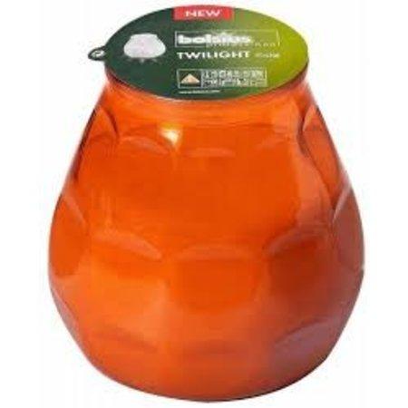 Bolsius Professional Twilight Oranje, 12 stuks