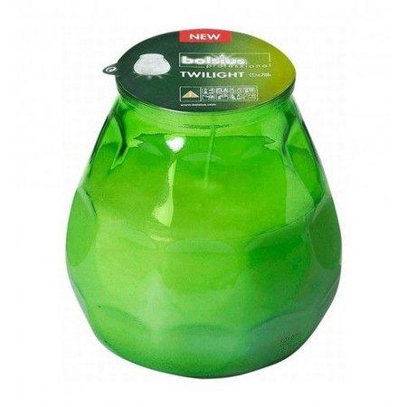 Bolsius Professional Twilight Lime Groen, 12 stuks