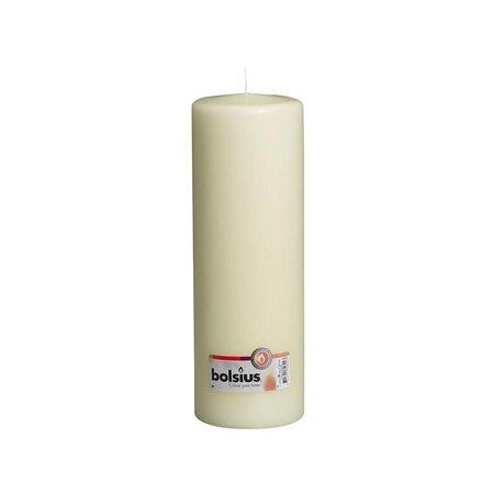 Bolsius Professional Stumpenkerze 300/98 Elfenbein