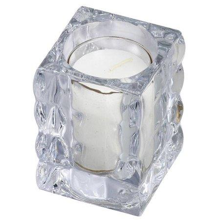Bolsius Professional Relight Refill Halter Cube