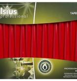 Bolsius Professional Spitzkerzen Rot 100 Stück