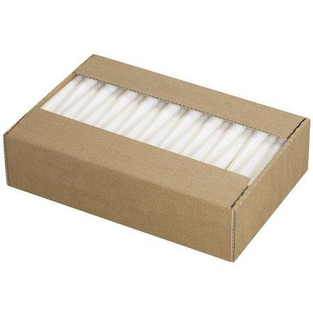 Spitzkerzen Weiß, 100 Stück