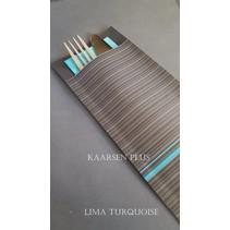 Lima Turquoise 600 st.