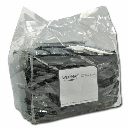 Wet-Nap Wet-Nap Deluxe Grey, 125 stuks