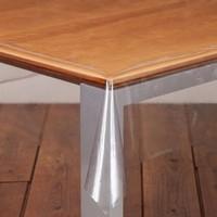 Rond transparant kristalzeil tafelkleed 180 cm