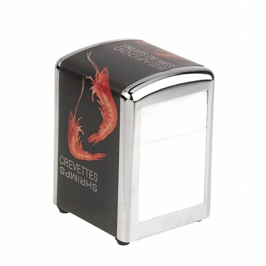 Servethouder Seafood Groothandelsverpakking 24x