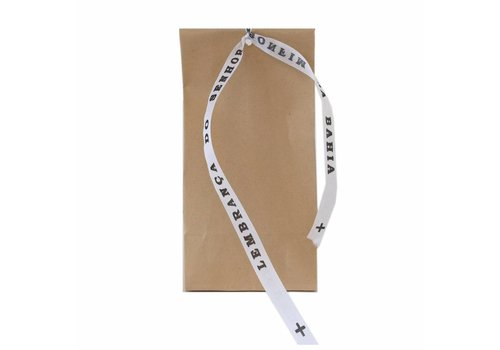 Set van 20 Bonfim lintjes wit