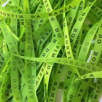 Bonfim rolletje lime groen 43m