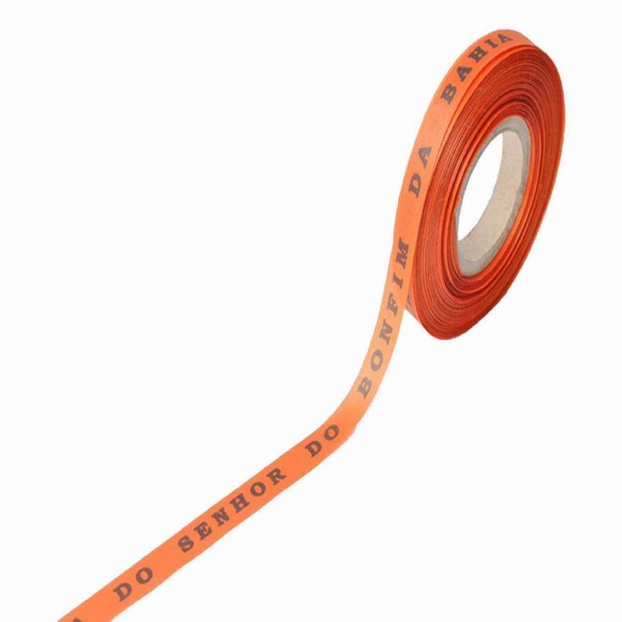 Bonfim rolletje oranje 43m