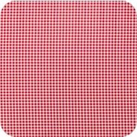 Mexicaans Tafelzeil 3m bij 1,20m Ruitje rood