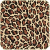 MixMamas Mexicaans tafelzeil 2m bij 1.20m, Jaguar bruin-beige