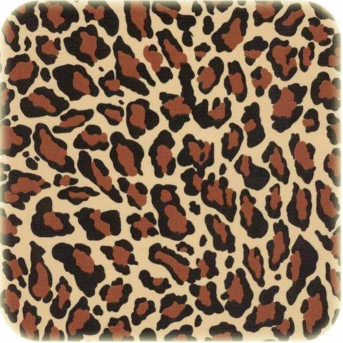 Tafelzeil 2m Jaguar bruin-beige