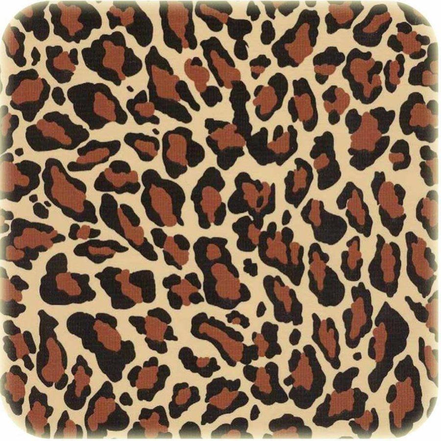Mexicaans tafelzeil 2m bij 1.20m, Jaguar bruin-beige