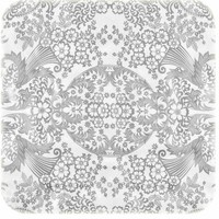 Tafelzeil Paraïso / Barok - 120 x 200 cm - Zilver