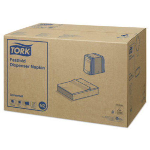 Tork Fastfold-dispenserservetten 10800 stuks
