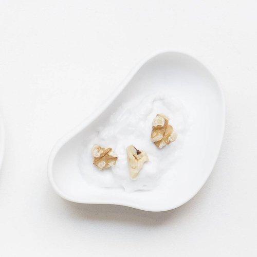 Yayoi Appetizer schaaltjes wit zesdelig