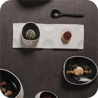 Cookplay Jo tray wit porselein