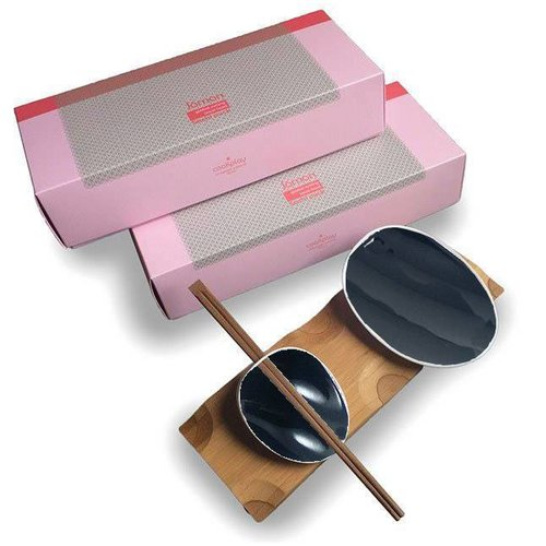 Jomon Sushi set zwart