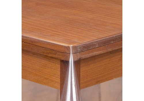 Transparant tafelzeil op rol 10m