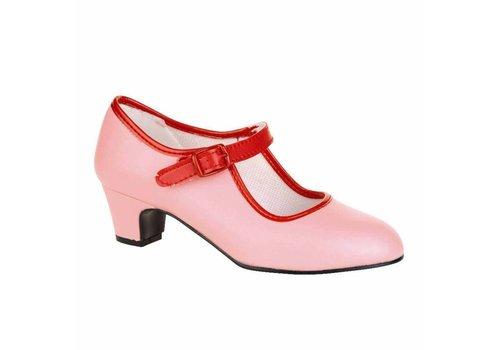 Spaanse Prinsessenschoen - Maat 31 - Roze