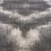 Rond Tafelkleed Gecoat - 140 cm - Tie Dye Grijs